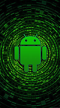 Green Android