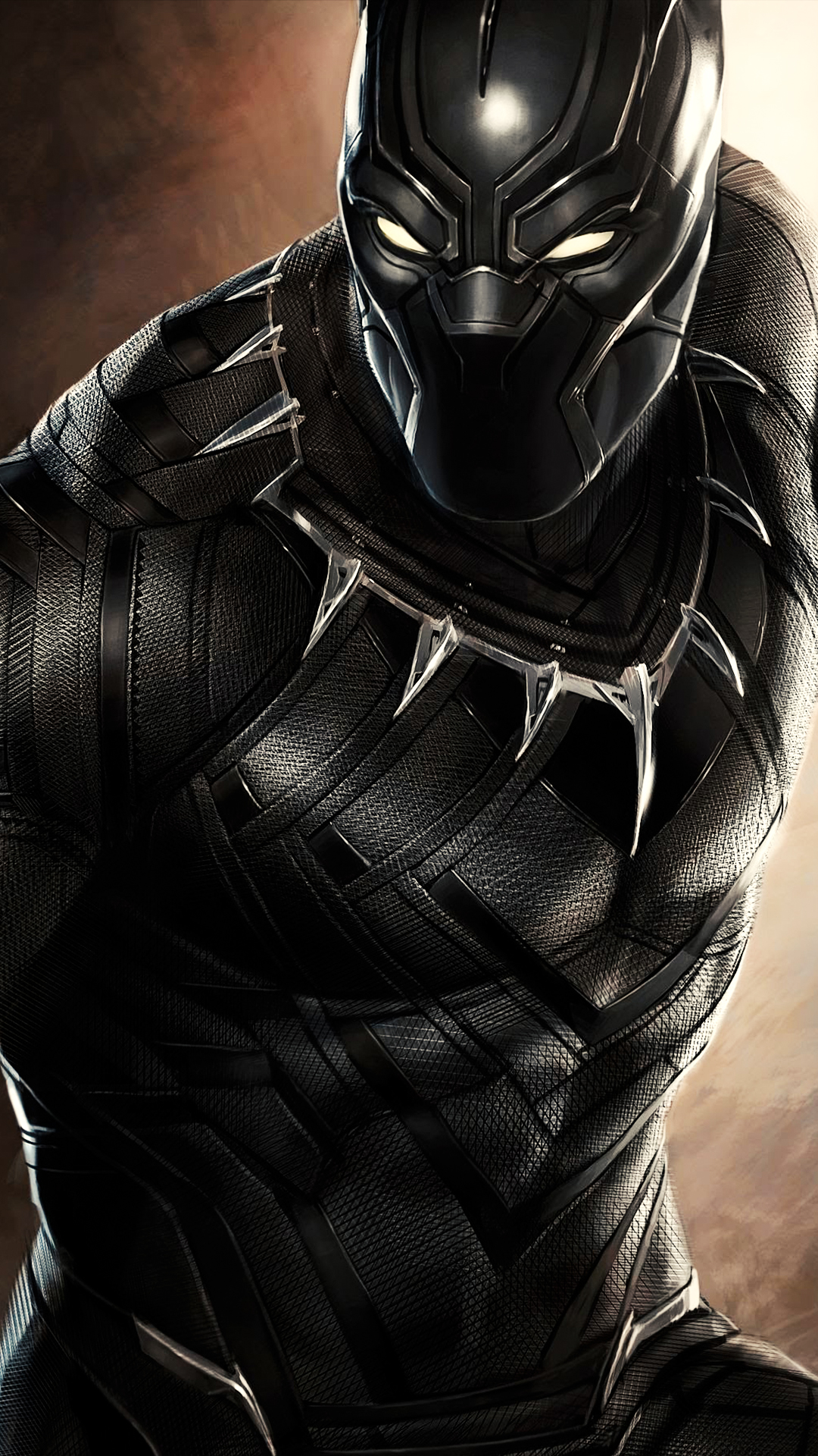 Black Panther 1080 X 1920 Hd Wallpaper