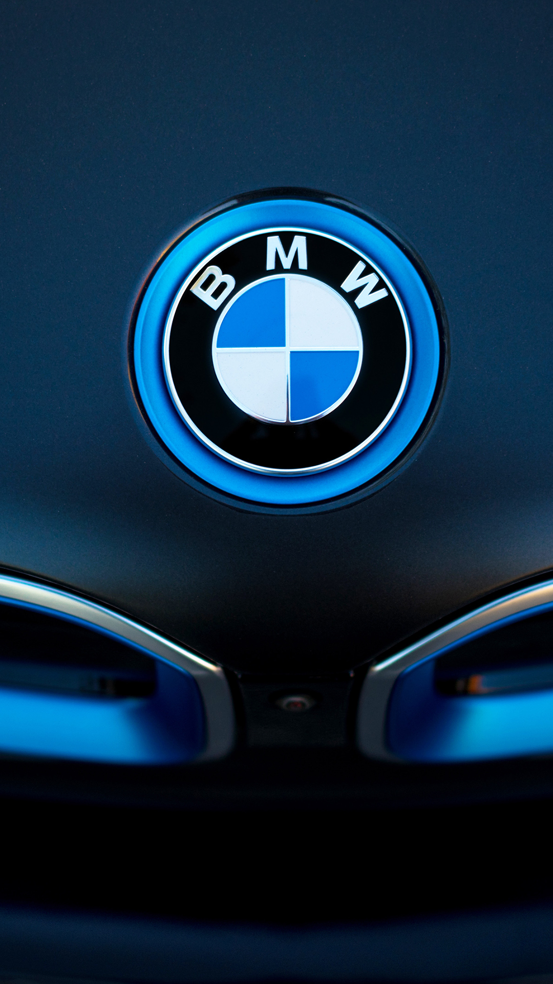 Free Bmw I8 Hd Phone Wallpaper