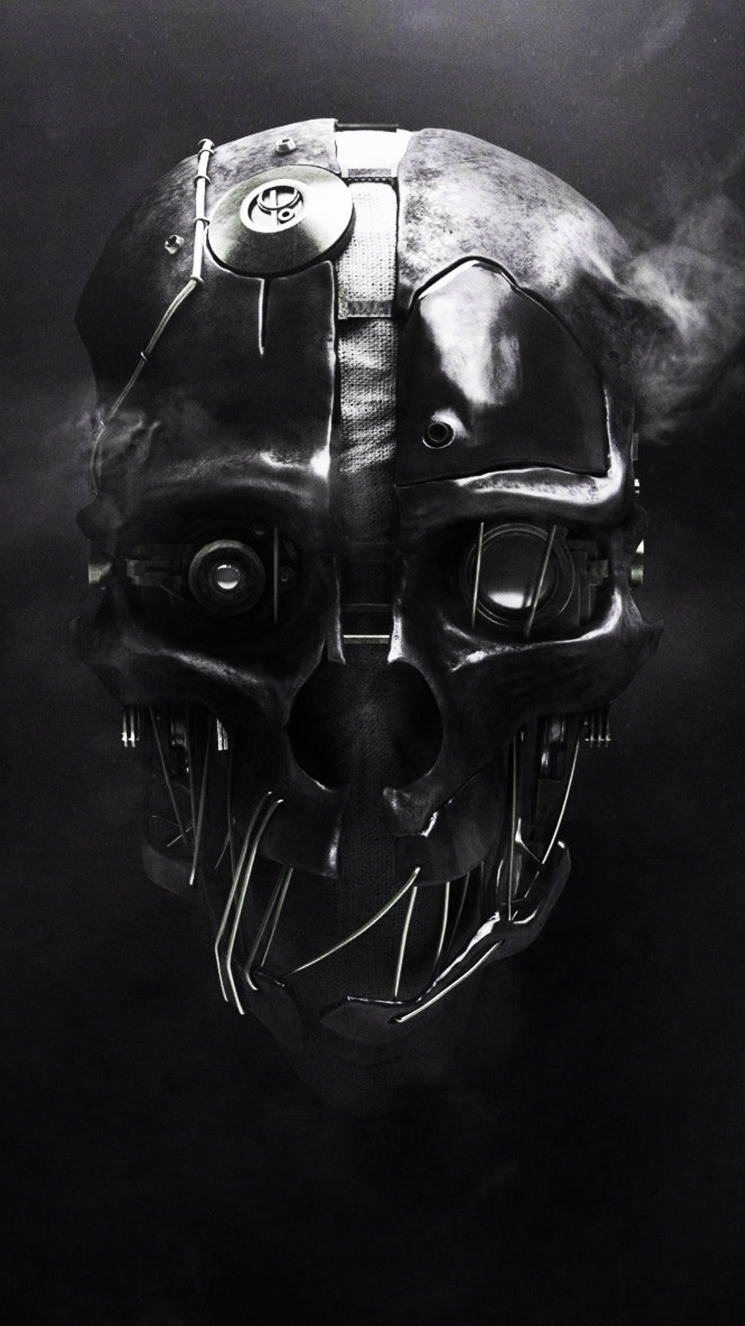 Dishonored Skull Nice Samsung Galaxy A5 Wallpaper