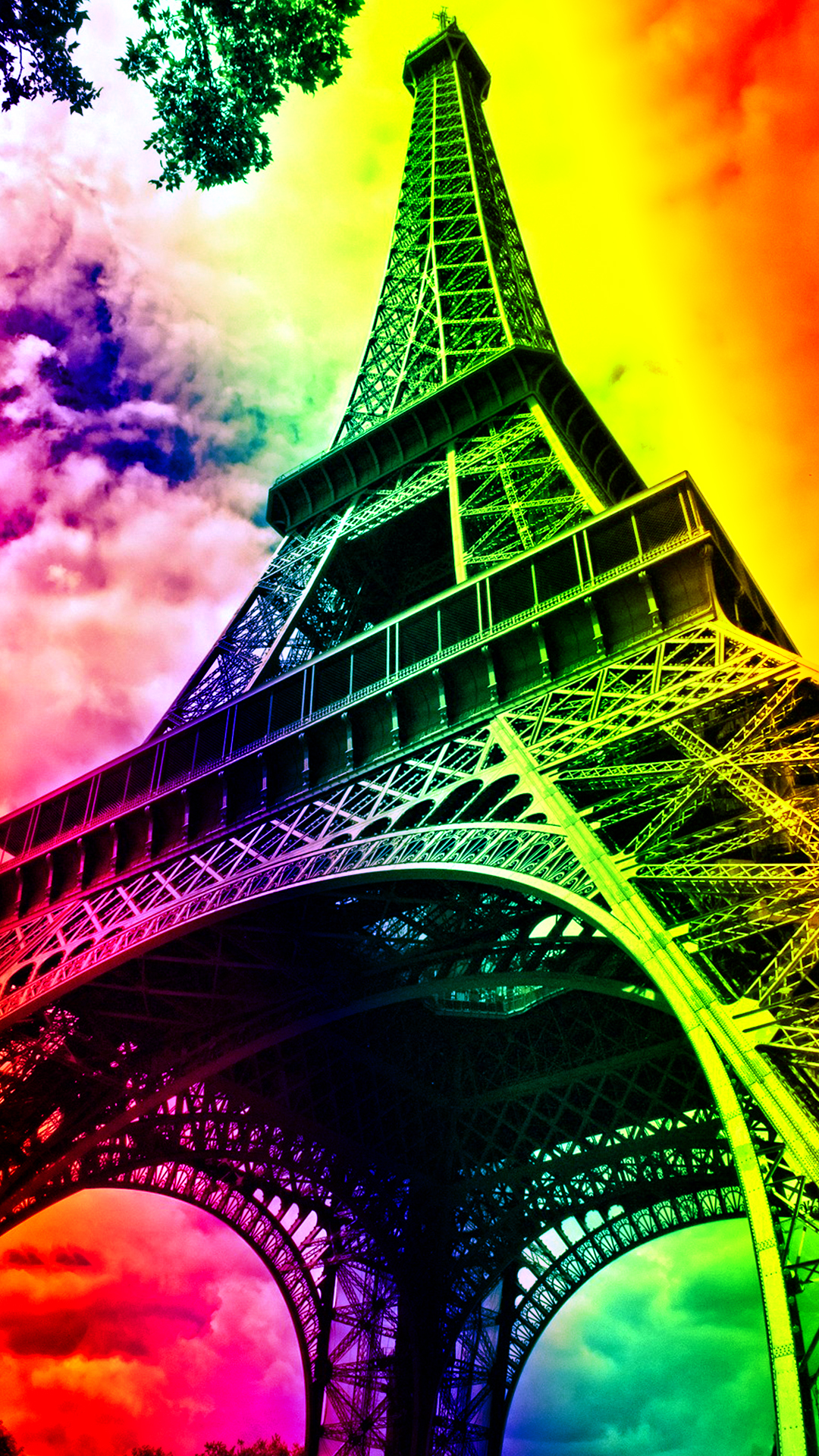 Eiffel Tower Hd Wallpaper For Your Sony Xperia Z5