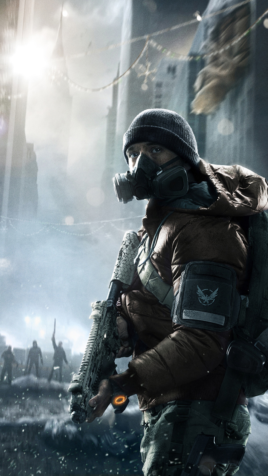 The Division Iphone 6s Free Wallpaper