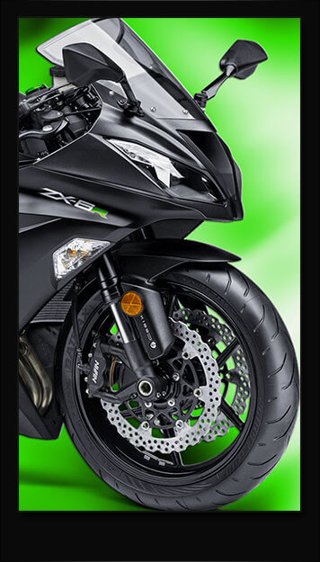 Kawasaki Ninja HTC Wallpaper