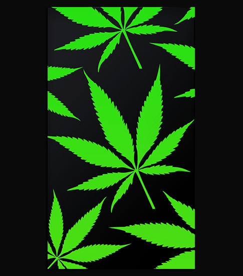 420 Luminated Background For Your LG Phone
