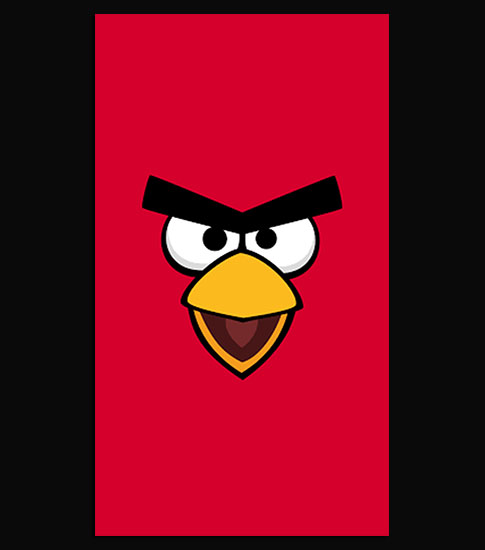 Angry Birds HD Background