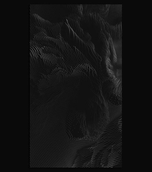 Dark Matter Background For Your LG Phone