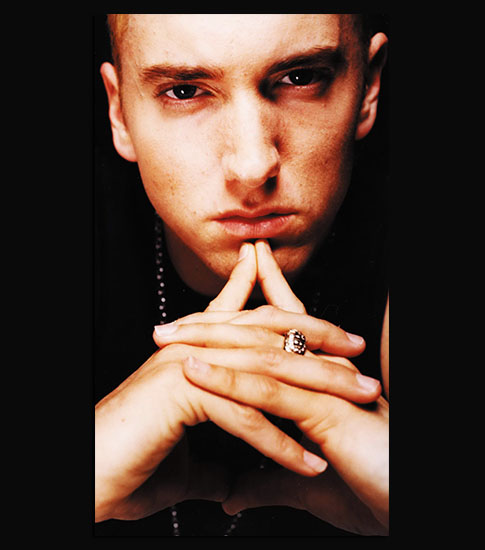 Eminem HD Background