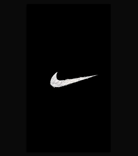 Nike Chalk iPhone 6 Plus Wallpaper