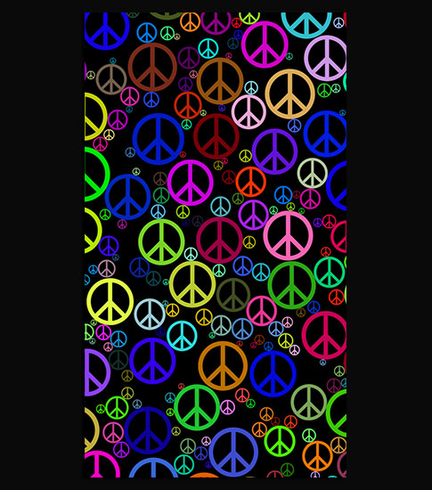 Peace Mobile Wallpaper