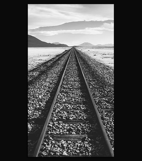Railroad Samsung Galaxy Wallpaper