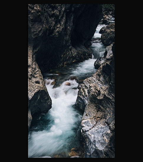 Rocky Creek Cool Wallpaper For Your Mobile Phone