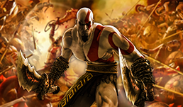 HD God of War Wallpaper