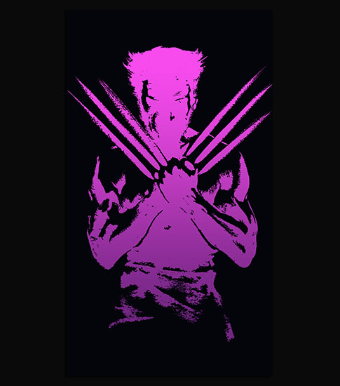 Wolverine Background For Your LG Phone