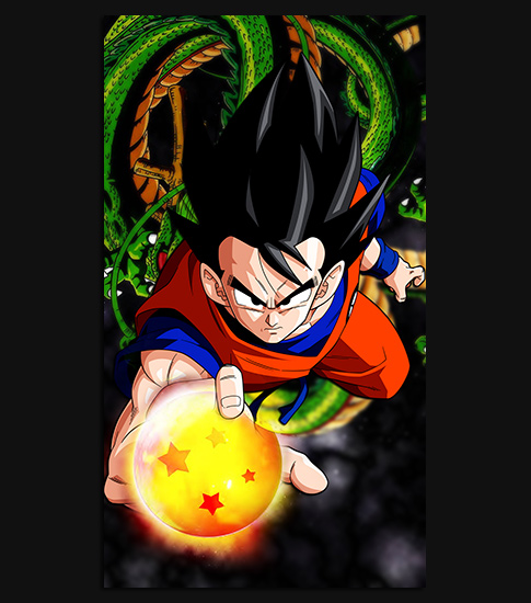 goku hd wallpaper for your iphone 6 spliffmobile