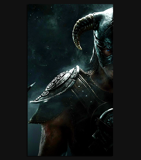 Skyrim Wallpaper: Skyrim HD Wallpaper For Your IPhone 6