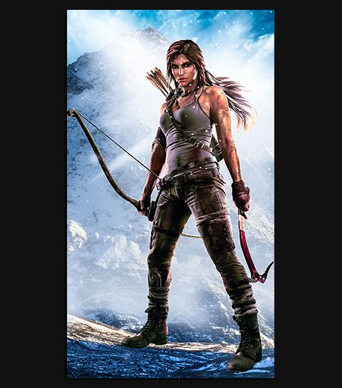 Tomb Rider Wallpaper: Tomb Raider Hd Wallpaper