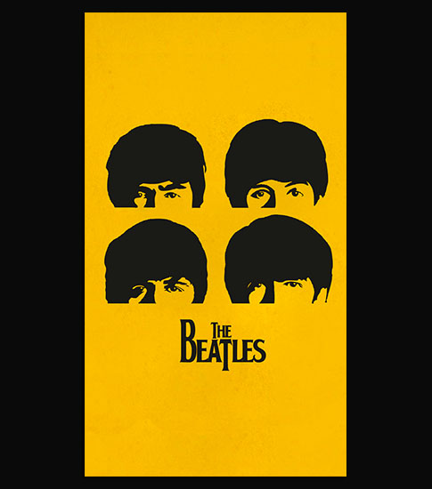 The Beatles HD Wallpaper For Your Mobile Phone