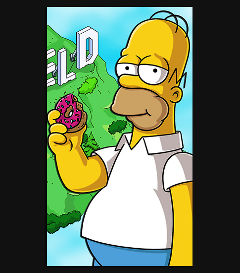 simpsons wallpapers hd new wallpapers