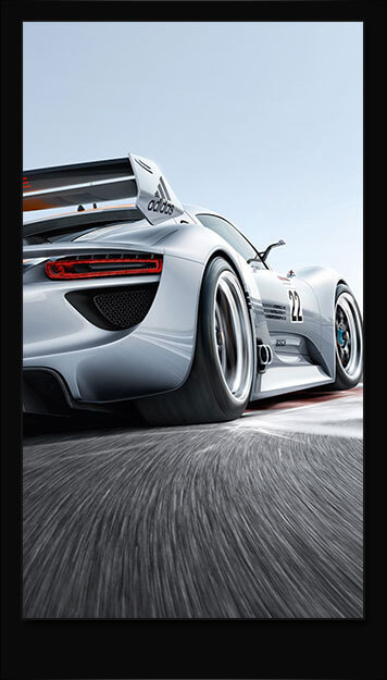 Drifting Samsung Galaxy Wallpaper