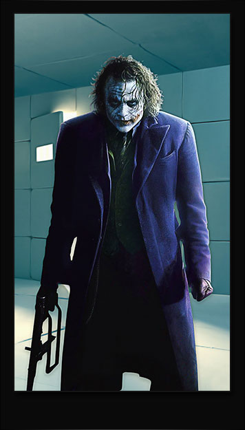 The Joker Samsung Galaxy Wallpaper
