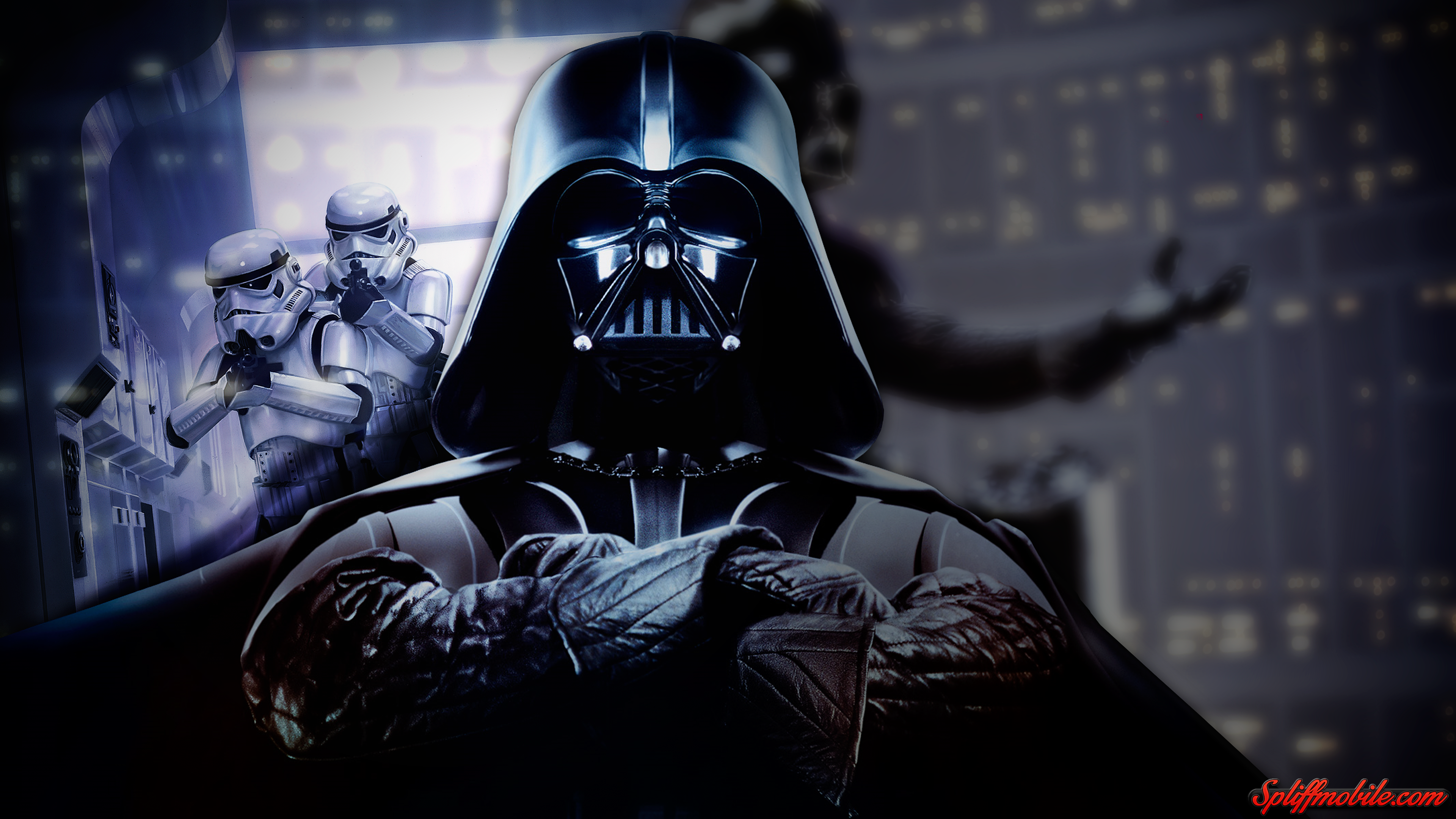 HD Darth Vader Wallpaper