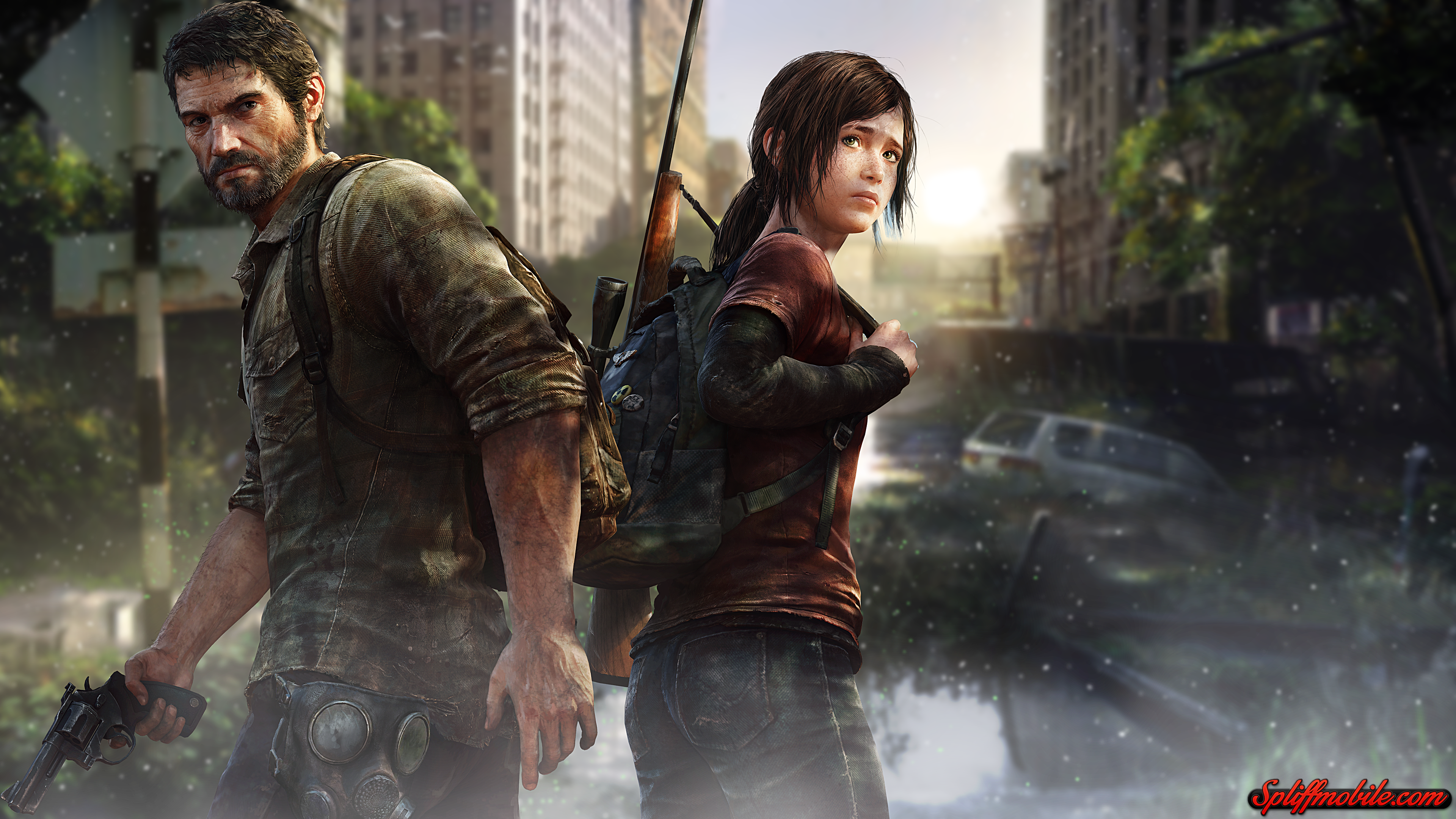 hd last of us wallpaper