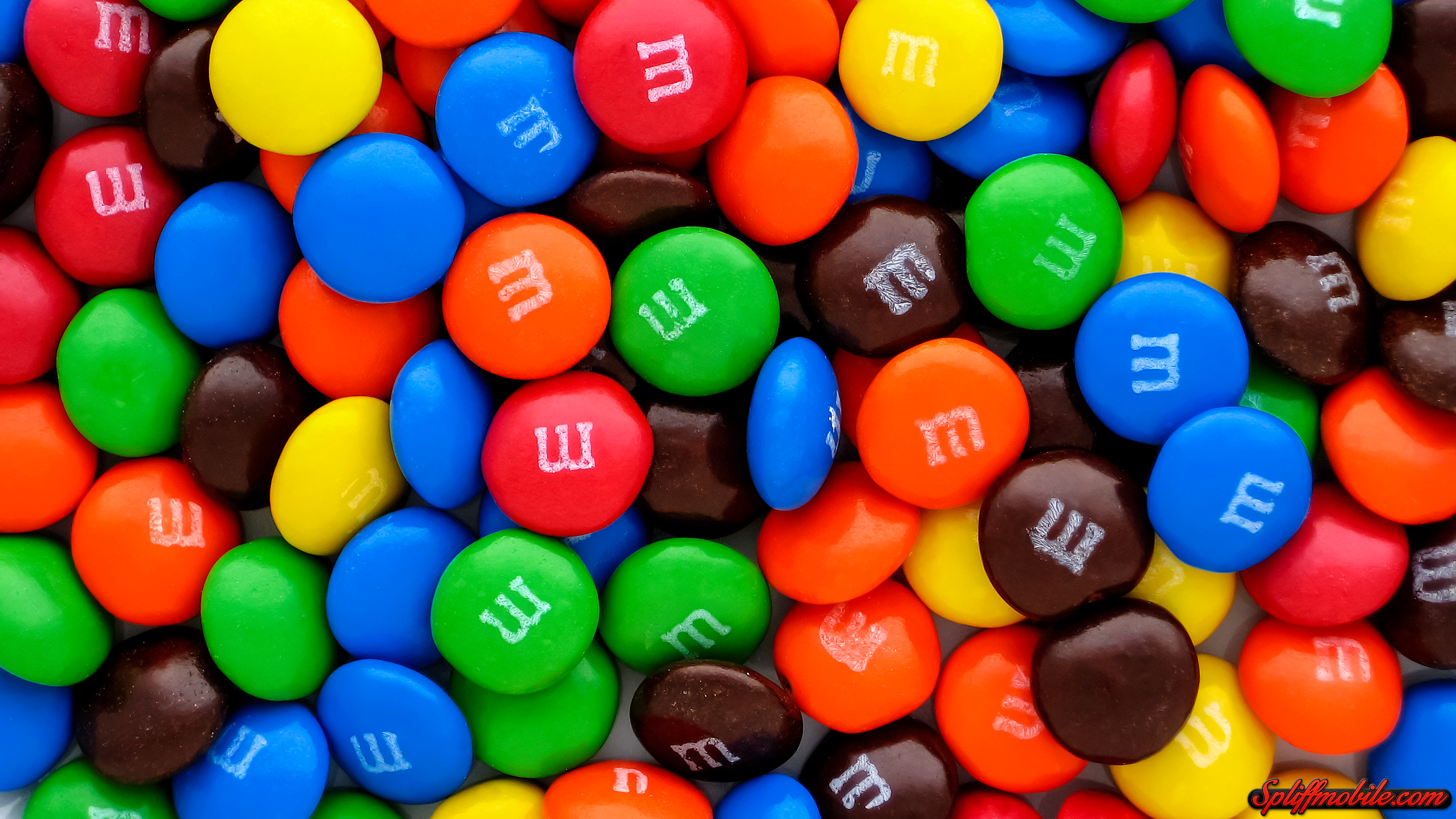 HD M&M's Wallpa... M And S Wallpaper