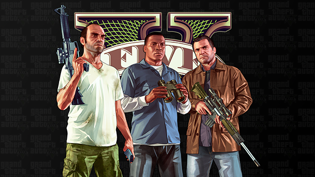 Awesome HD GTA V Wallpaper