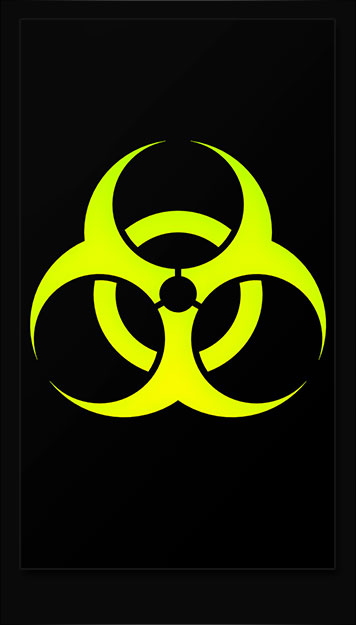 Bio Hazard Xperia Wallpaper