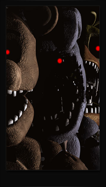Five Nights At Freddy's Xperia Wallpaper