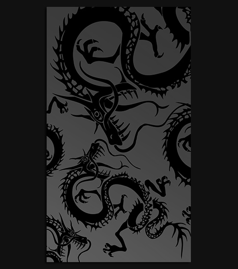 Black Dragon Hd Wallpaper For Your Android Phone Spliffmobile