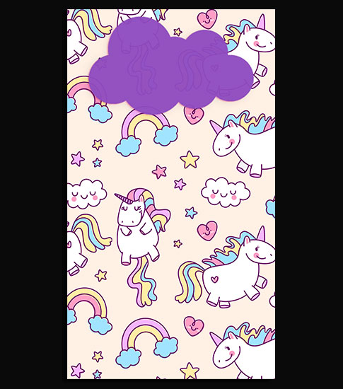 Pink Unicorns Hd Wallpaper For Your Android Phone