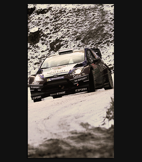 Snow Rally Car Hd Wallpaper For Your Android Phone Spliffmobile
