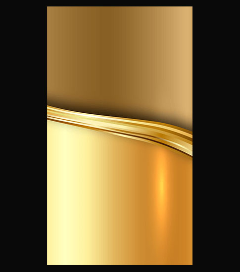 Gold Bar Cool Samsung Galaxy S7 Wallpaper