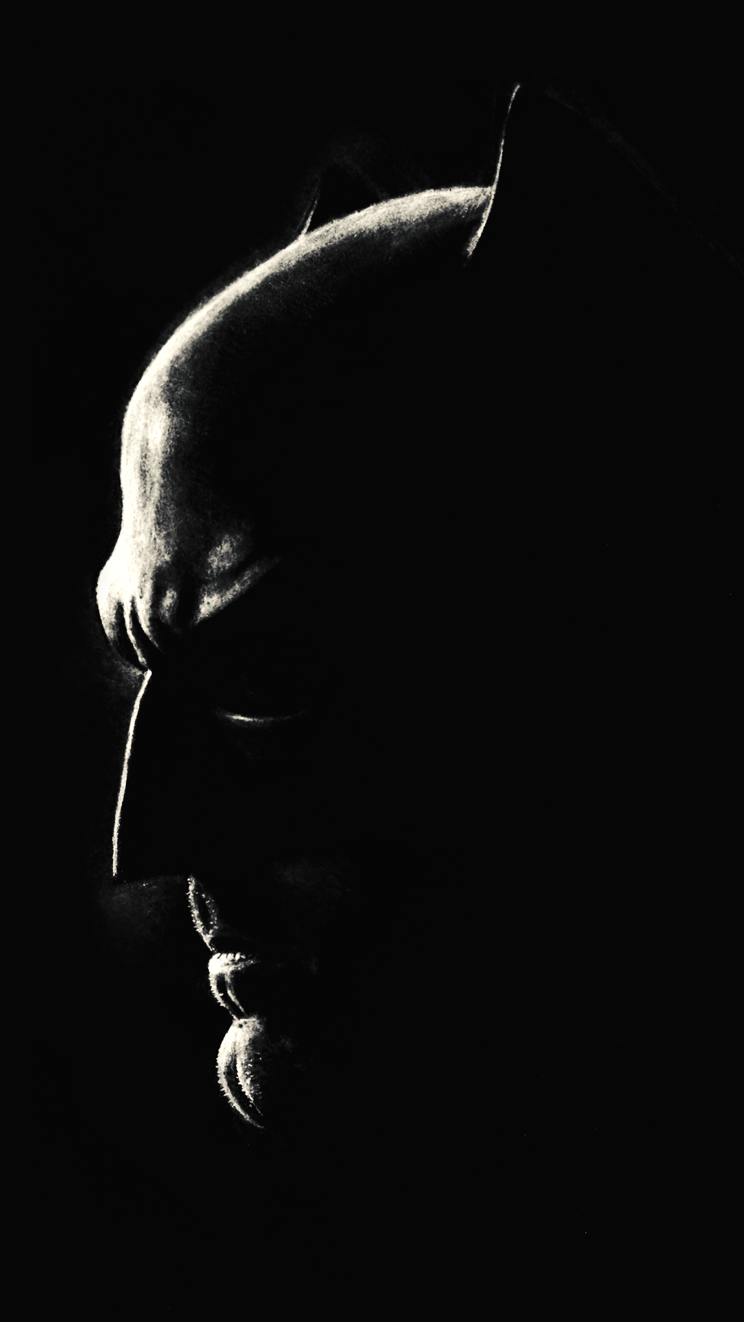 Batman Hd Wallpaper For Your Mobile Phone