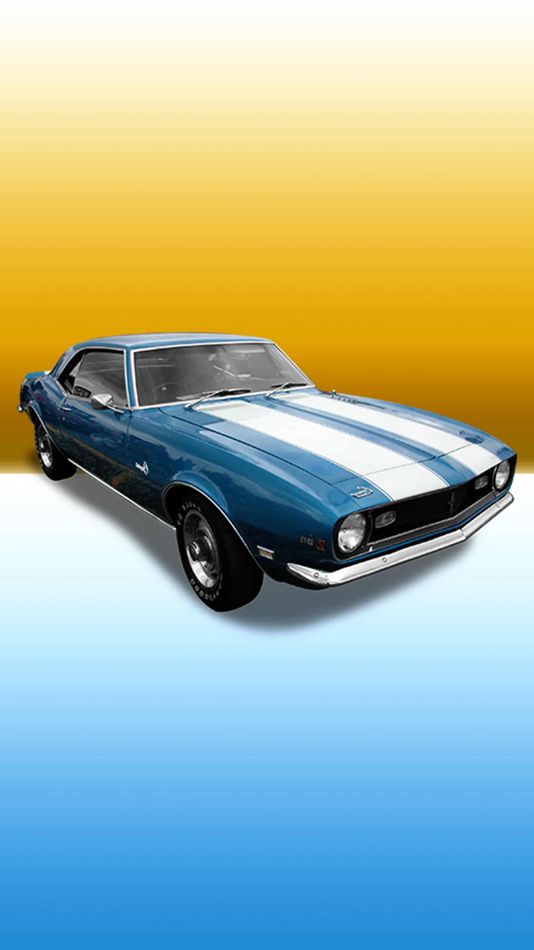 Muscle Car HD Android Phone Background