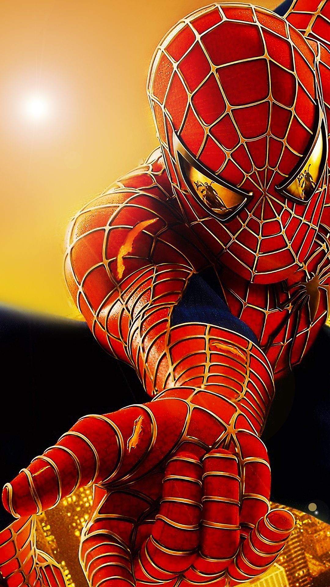 spidey hd wallpaper for your mobile phone