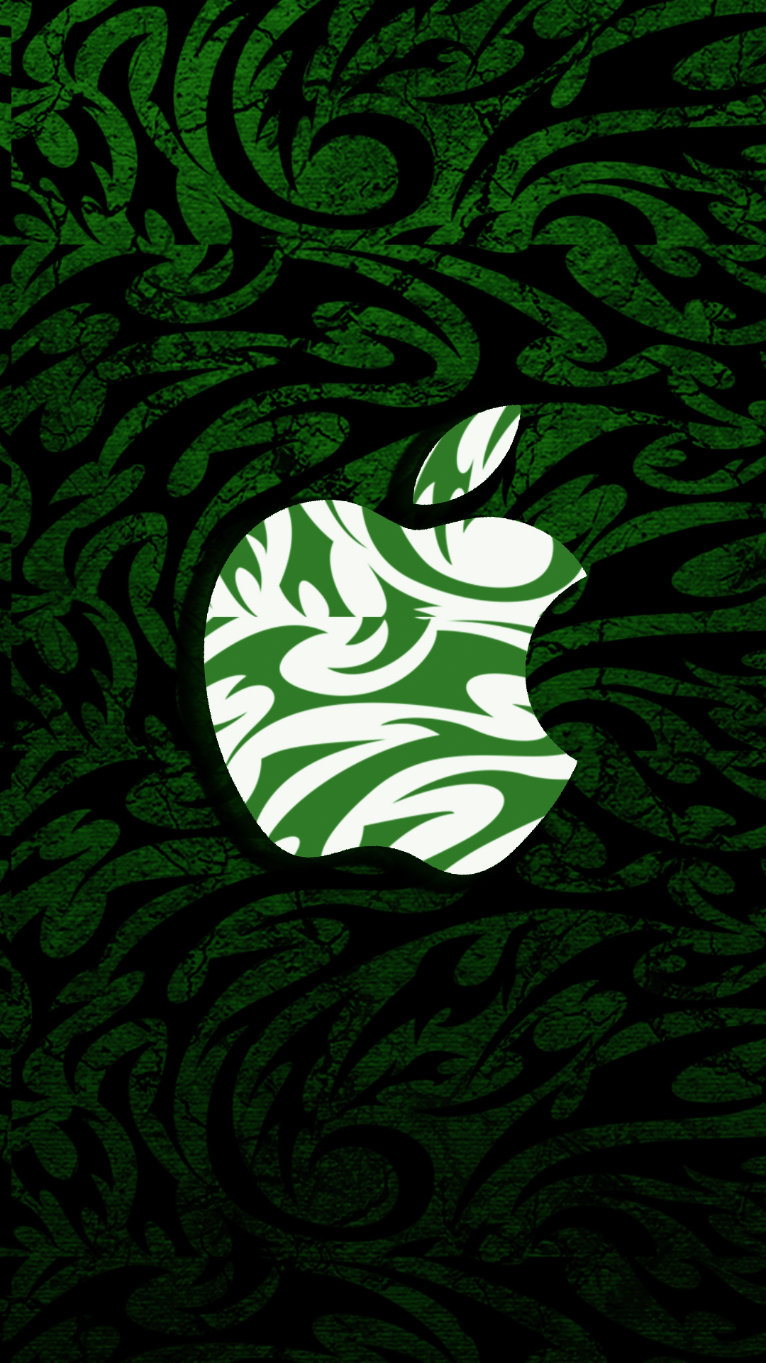 Tribal Apple Android Phone Wallpaper 4596