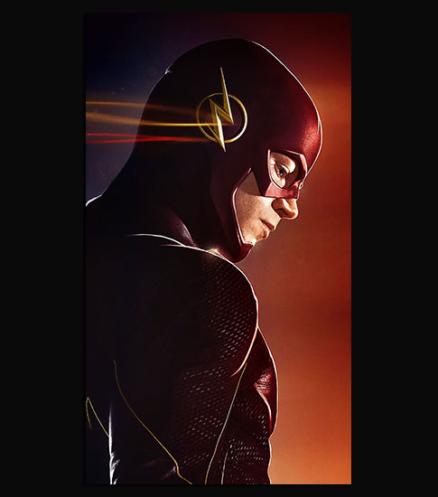 The Flash Free Samsung Galaxy S5 Wallpaper