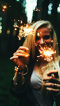 Sexy Sparklers