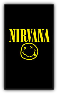 Photo Collection Nirvana Iphone Wallpaper Hd