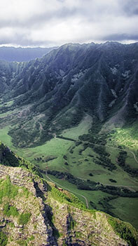 Hawaiian Valley
