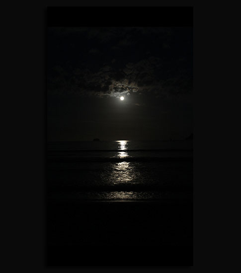 Dark Night HD Wallpaper For Your Mobile Phone