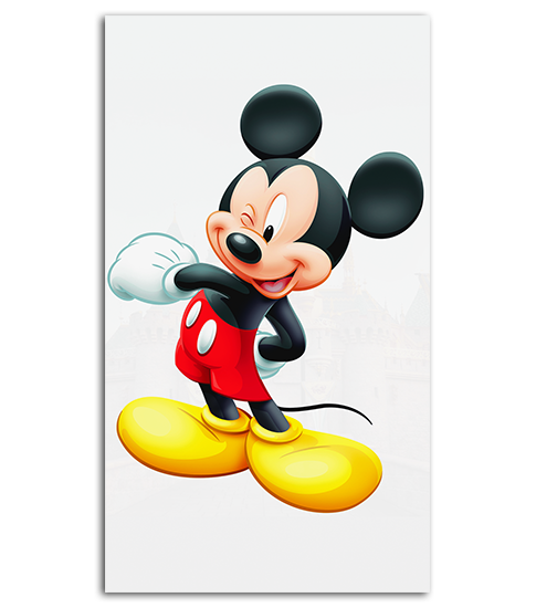 Mickey Mouse Hd Wallpaper For Your Mobile Phone Spliffmobile