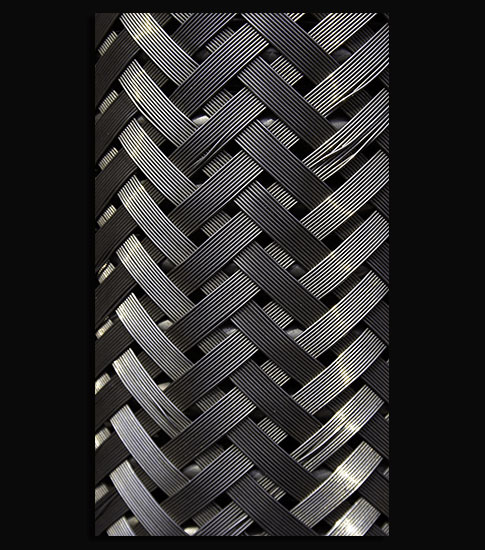 Woven Metal HD Wallpaper For Your Mobile Phone