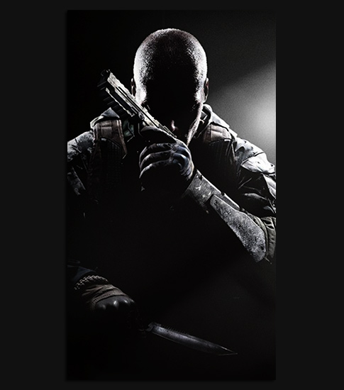 Cod Black Ops 3 Hd Smartphone Wallpaper Spliffmobile